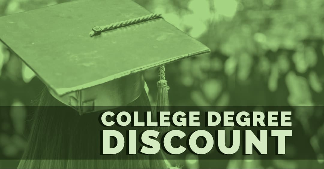 College Degree Discount For LEARN Academy