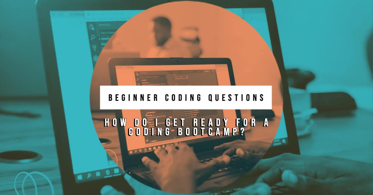 Person At Computer Answering Beginner Coding Questions